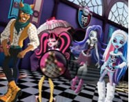 Monster High hidden numbers online