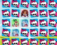 Monster High memory game online monsterhigh játék