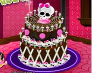 Monster High special cake online